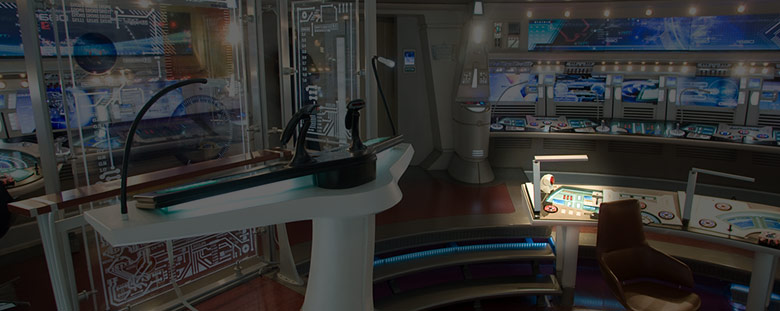 Orbit scanner makes cameo appearance on Star Trek
