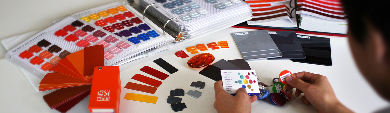 color selection in product design