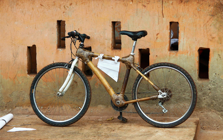 Bike Prototype in Ghana