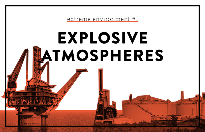 product design for explosive atmospheres