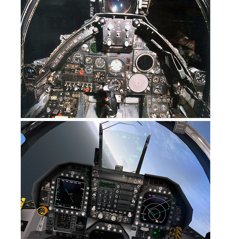 modernizing the cockpit through human factors analysis