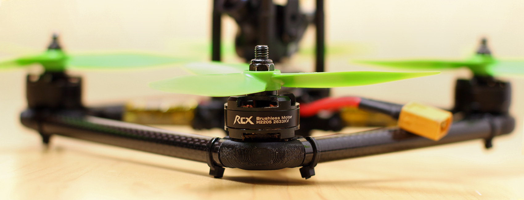 Making an Easy-Build FPV Racing Drone | Bresslergroup blog
