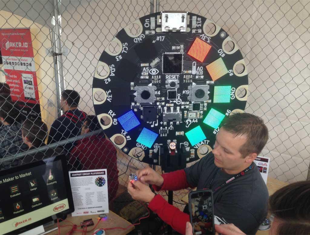 Maker Faire trends
