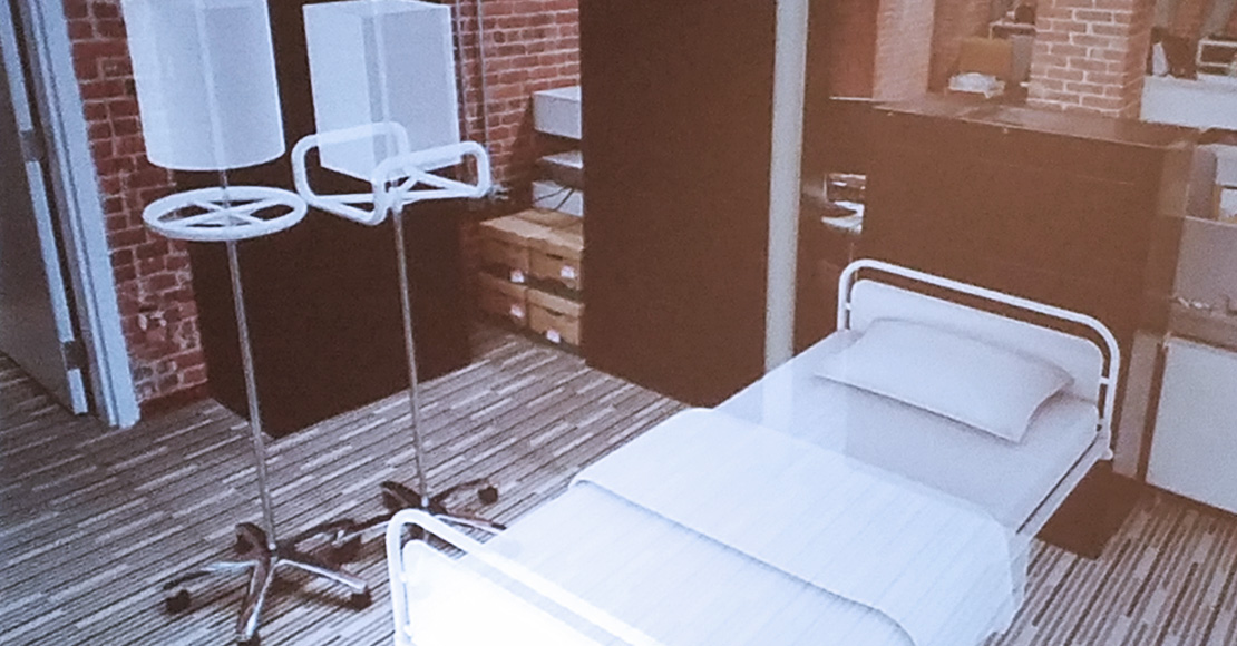 VR/AR in medical product design