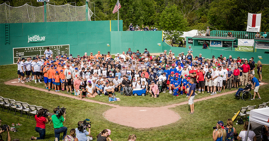 Travis Roy Foundation annual wiffleball fundraiser