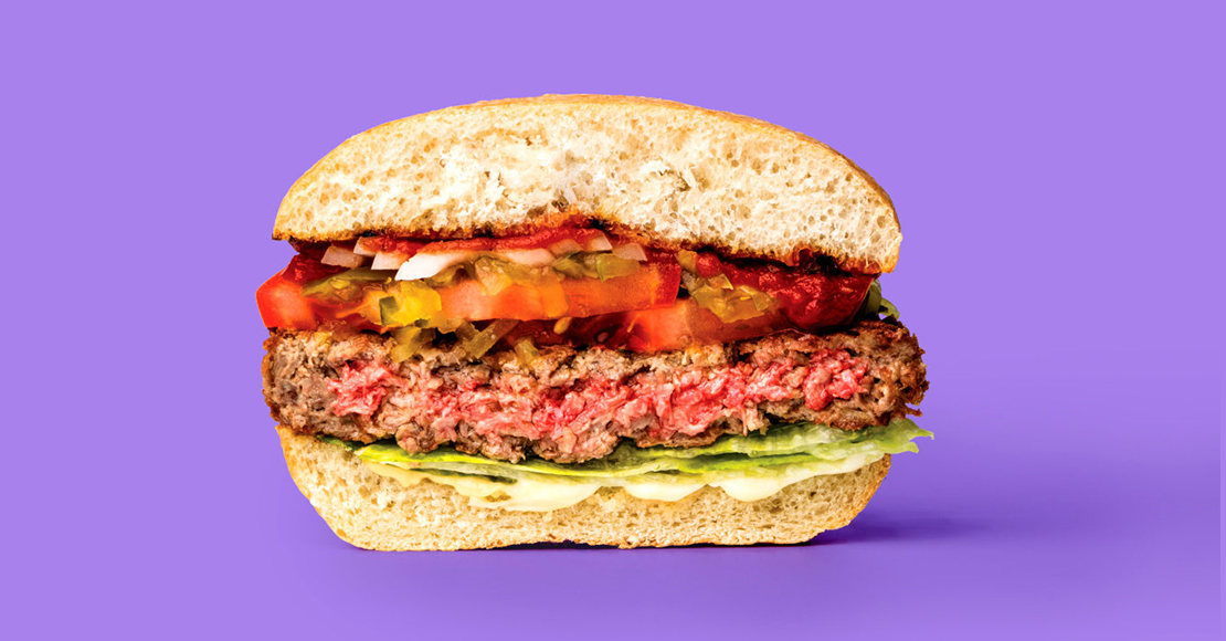 biggest innovations of 2019 - plant-based burgers