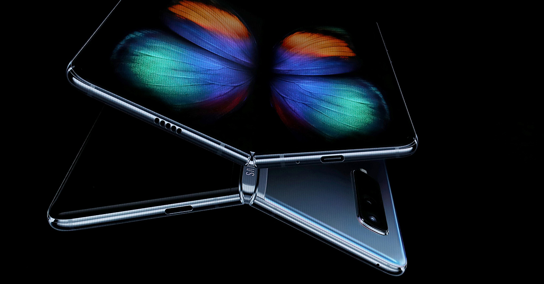 biggest innovations of 2019: foldable phones