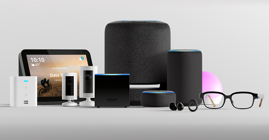 biggest innovations of 2019 - alexa everywhere