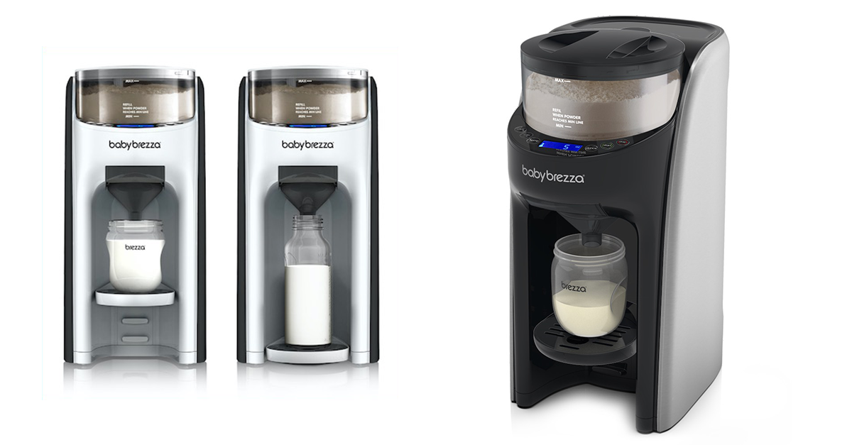 Baby Brezza is like a Keurig for baby food.